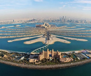 Dubai and amazing image