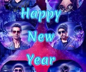 happy new year, deepika padukone, and shahrukh khan image