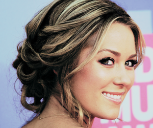lauren conrad, hair, and smile image