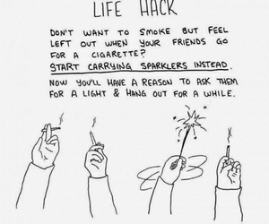 funny, life, and life hack image