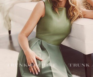 blake lively, blonde hair, and fashion image