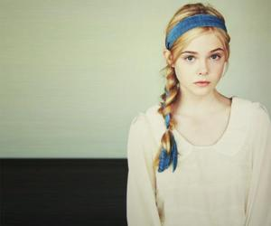 Elle Fanning, girl, and blonde image