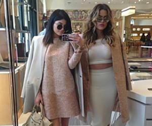 kylie jenner, fashion, and khloe kardashian image