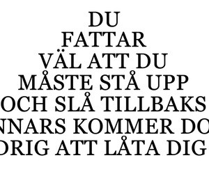 swedish quotes, svenska citat, and svenska texter image