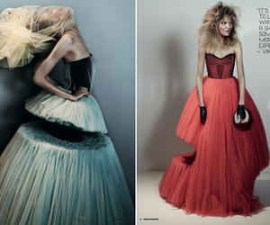gown, surrealist, and Viktor and Rolf image