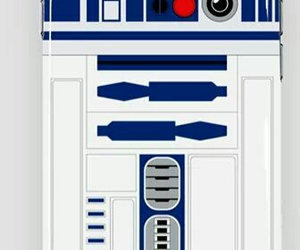 covers, iphone, and r2-d2 image