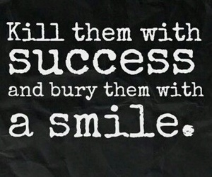 smile and success image