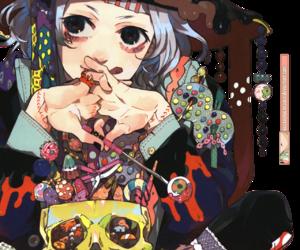 tokyo ghoul, anime, and tokyo kushu image