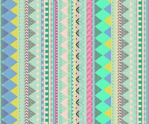 background, colors, and aztec image