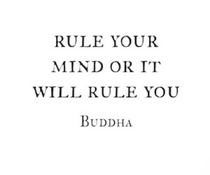 Buddha, quotes, and mind image