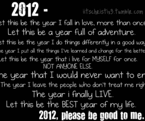 2012 and quotes image