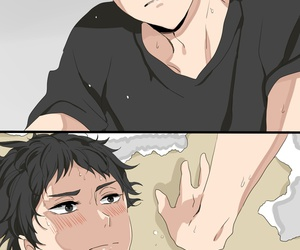 anime, otp, and haikyuu!! image