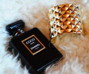 chanel, perfume, and bracelet image