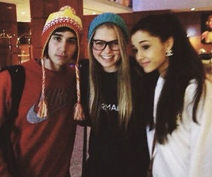 ariana grande and jai brooks image