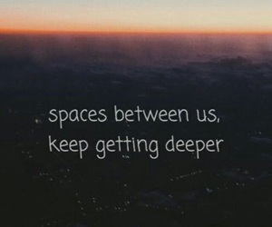 spaces, one direction, and Lyrics image