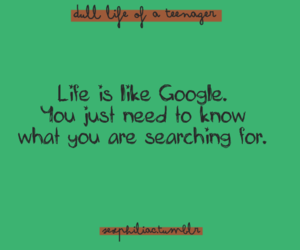 quote, google, and life image