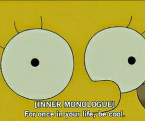 quotes, cool, and the simpsons image