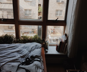 bed, room, and tumblr image