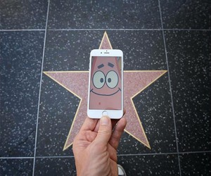 hipster, hollywood, and patrick image