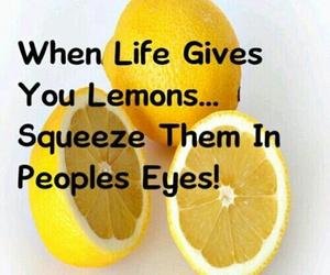 lemon and funny image