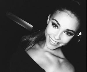 madison beer, goals, and smile image