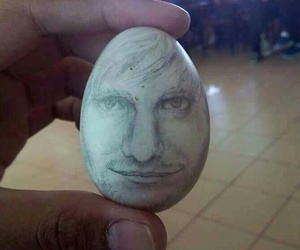 egg and funny image