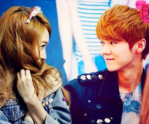 exo, jessica jung, and snsd image