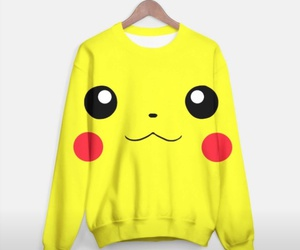 pikachu and fashion image