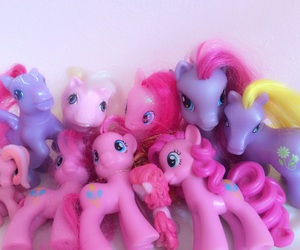 my little pony, pink, and pony image