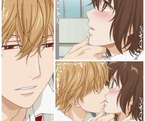 erika, kiss, and sata image