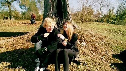 american horror story, couple, and evan peters image