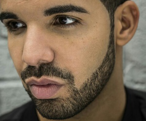 Drake and lips image