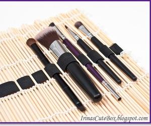 diy, Brushes, and makeup image