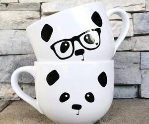 panda and mugs image