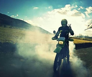 kawasaki, motocross, and enduro image