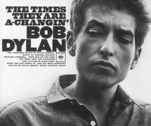 posted and bob dylan image