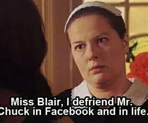 gossip girl, dorota, and blair image