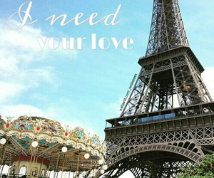 paris, place, and quote image