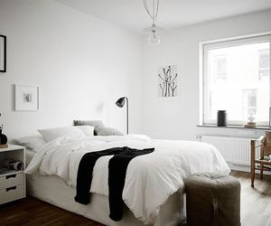 white, aesthetic, and bedroom image