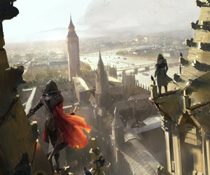 assassin's creed, london, and jacob frye image