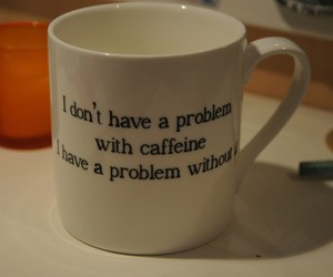 cup and text image