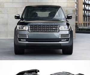 range rover, SUV, and autobiography image