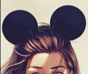 art and disney image