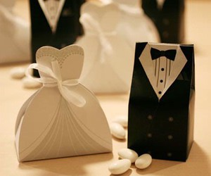lovely, bride, and couple image