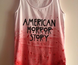 fashion, t-shirt, and american horror story image
