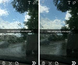 snapchat, sözler, and türke image