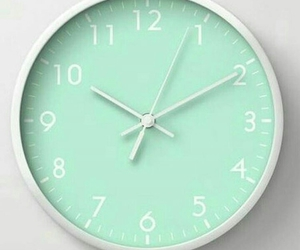 mint, love, and watches image