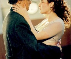 titanic, love, and rose image