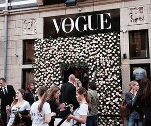 vogue, fashion, and style image