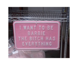 barbie and quote image